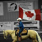 Rodeo Canada by Al Bourassa