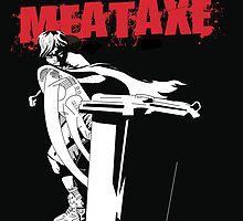 Bin Kicker Meat Axe by missdarq