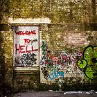 Welcome to HELL by Adara Rosalie