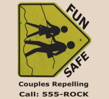 Couples Repelling by Joshua Potter