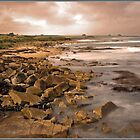 Kingsbarns Beach by dittohead