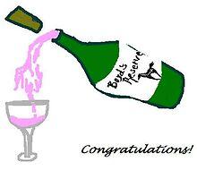 Congratulations! by Carole Boyd