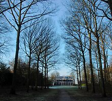 "Walking towards the country-house ""Schaep en Burgh"" by jchanders"