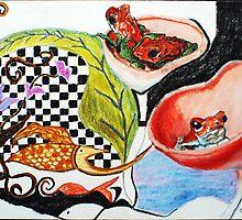 Frog Heaven by Carol Berliner
