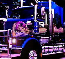 Riviera Visual - Truck Art by RIVIERAVISUAL