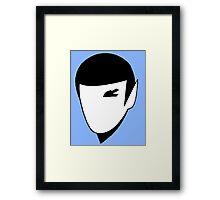 Sir Nimoy Framed Print