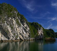 Ha Long Bay by Norman Repacholi