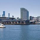 Docklands by Pauline Tims
