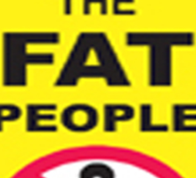Please Don't Feed the Fat People Sticker