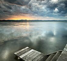 Long Jetty by Annette Blattman