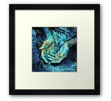 Healing Waters Framed Print