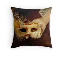 Think Of Me Throw Pillow