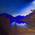 Twilight Valley by Al Bourassa