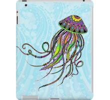 Electric Jellyfish iPad Case/Skin