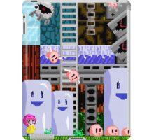 Retro 8-bit design iPad Case/Skin
