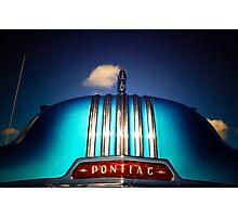 Pontiac  Photographic Print