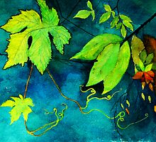 THE VINE by ANNETTE HAGGER