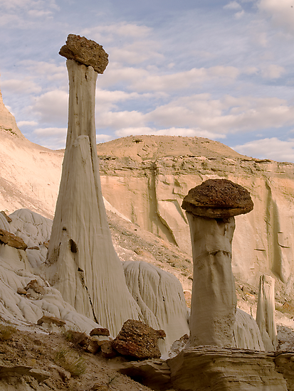 Wahweap Hoodoos by Dan Sweeney