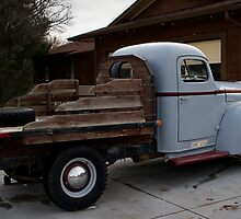 Mable the Truck I by GesturesPhoto