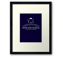 NEWTON HAVEN Framed Print