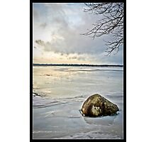 Freeze Photographic Print