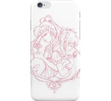 Magical Girls, Saving the World iPhone Case/Skin
