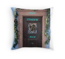 Happy Everything ! Throw Pillow