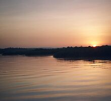 Sunrise on the Nile by Jan Morris