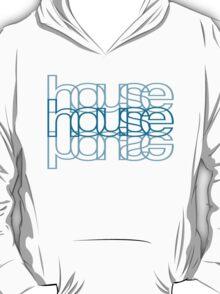 House Mirror Blue T-Shirt
