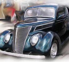 33' Ford by ezcat