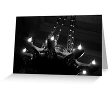 A little light is all you need Greeting Card