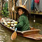 Coconut Milk Boat by Dan Sweeney