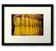 Dream Girls Of The Yangtze Framed Print