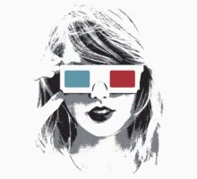 T-Swift 3D T-Shirt