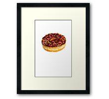 Donut Me Framed Print