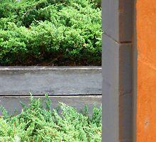 Details with garden by Kablwerk