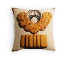 Diet Throw Pillow