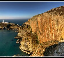 South Stack by Shaun Whiteman