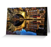 Reflections of Life~ Greeting Card