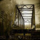 Abandoned Bridge  by kelleybear