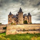 Haunted Castle by Joshua McDonough Photography