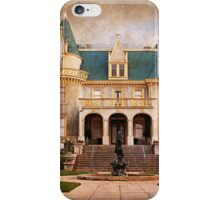 Kimberly Crest Manor, Vintage View iPhone Case/Skin
