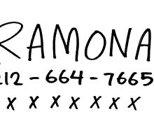 Ramona Flowers by Rivers Turow