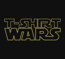 T-Shirt Wars by Adrian Jevons