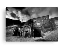 Force Crag Mine Metal Print