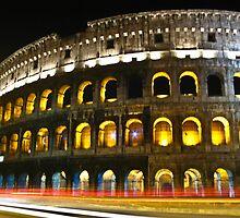Colosseo by Paul Ryan