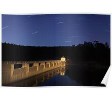 Mundaring Weir - Western Australia  Poster