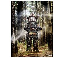 Rusty Robby Photographic Print