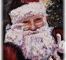 Santa Chat by Nadine Rippelmeyer