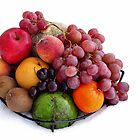 13 Different Kinds of Fruits by SSaA